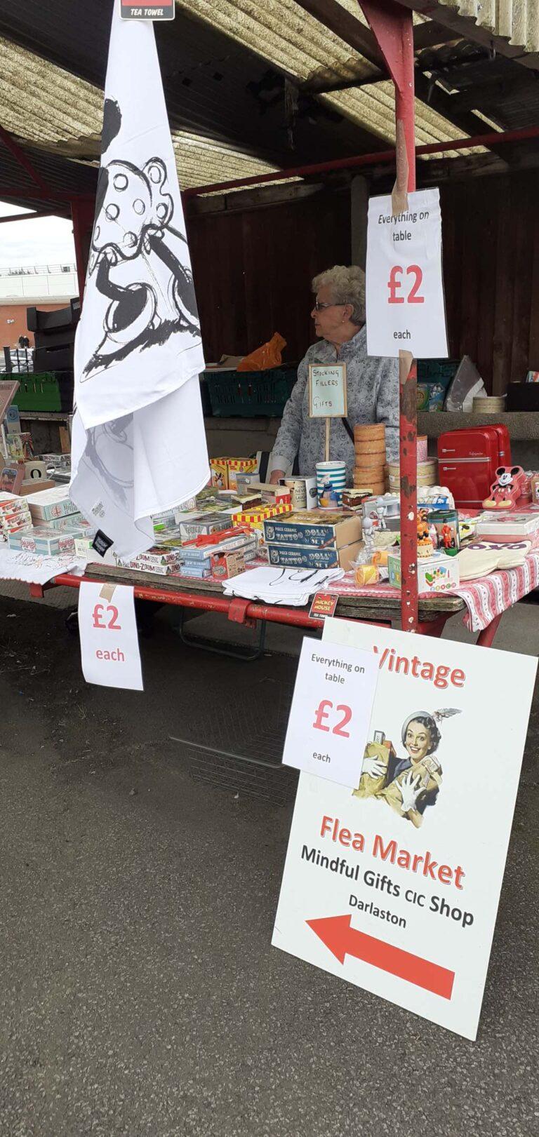 Mindful Gifts Cic is on Wednesbury Market today
