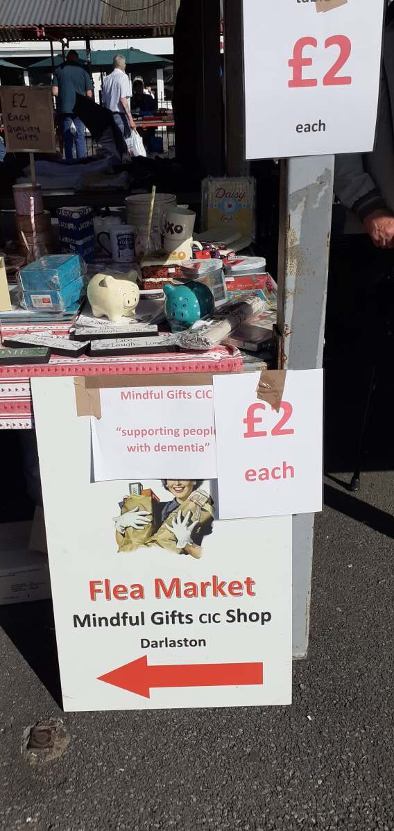 Mindful Gifts Cic will be in the community on Friday at Wednesbury market!