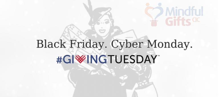 Black Friday, Cyber Monday, #GivingTuesday