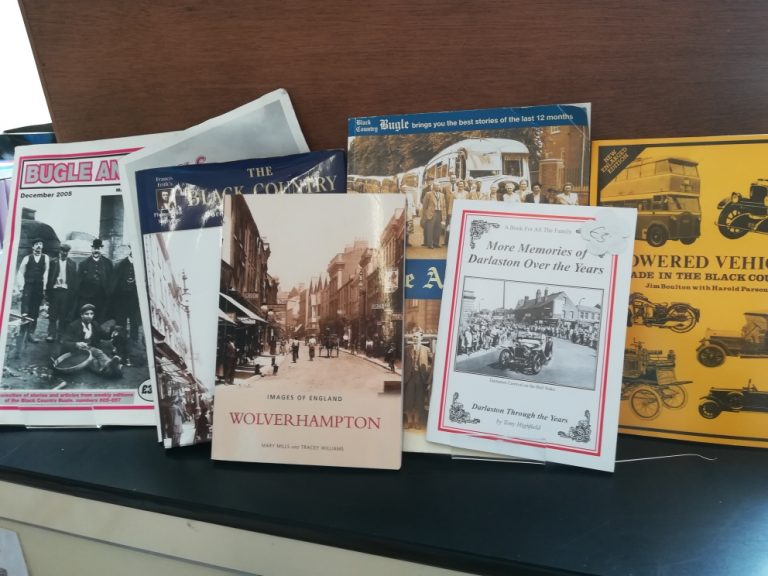 Reminisce with local books!