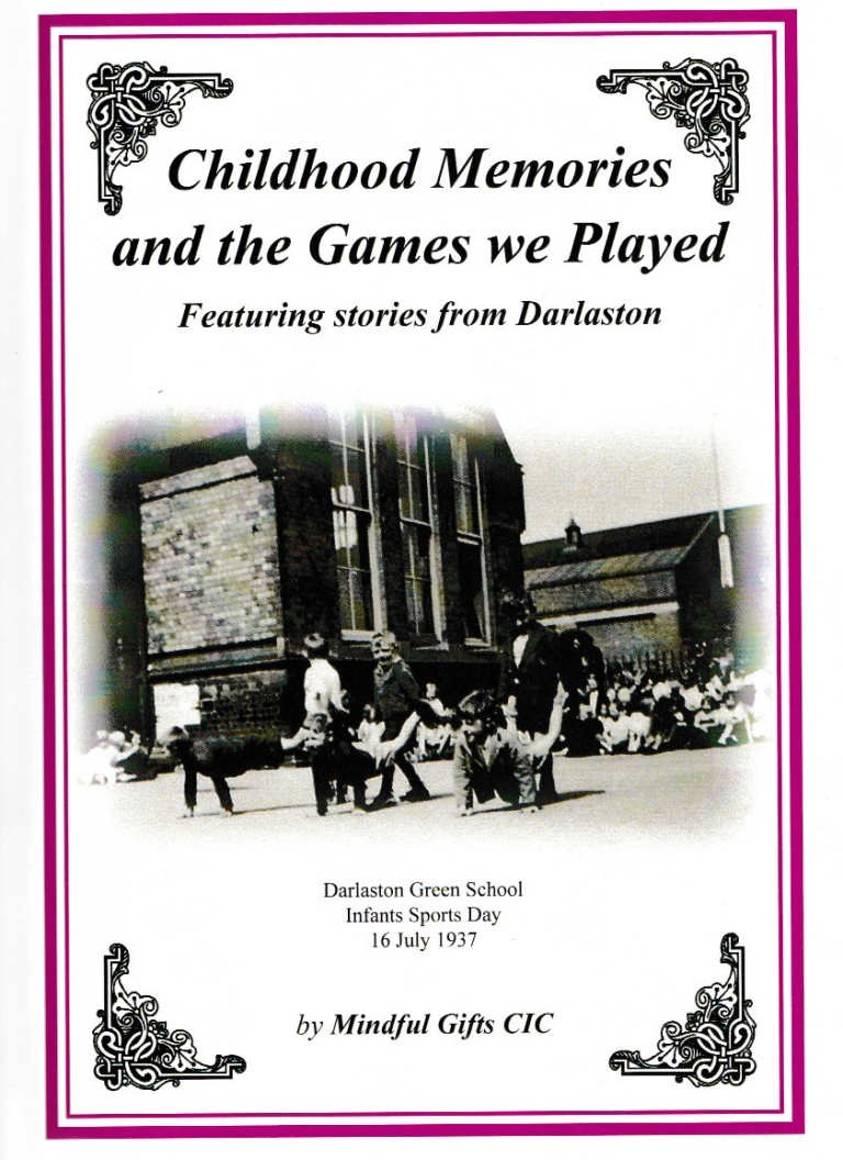 Childhood Memories Book – Darlaston