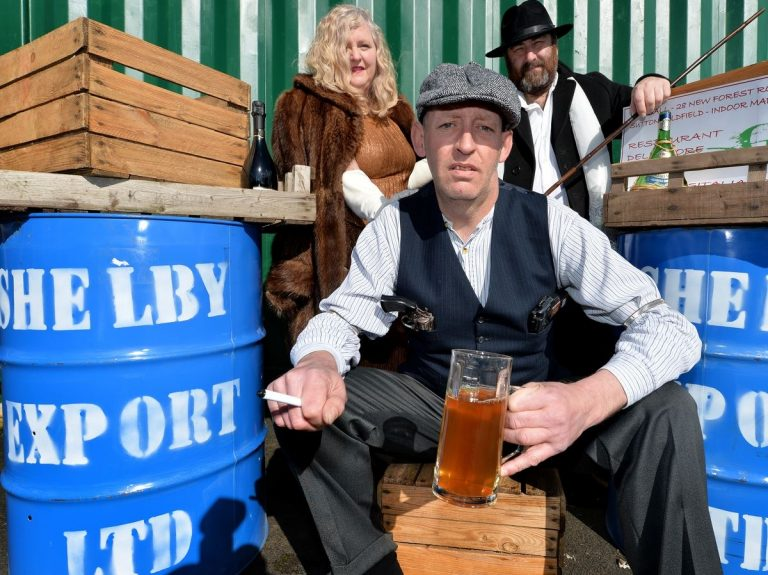 Peaky Blinders charity event to be hosted in Walsall